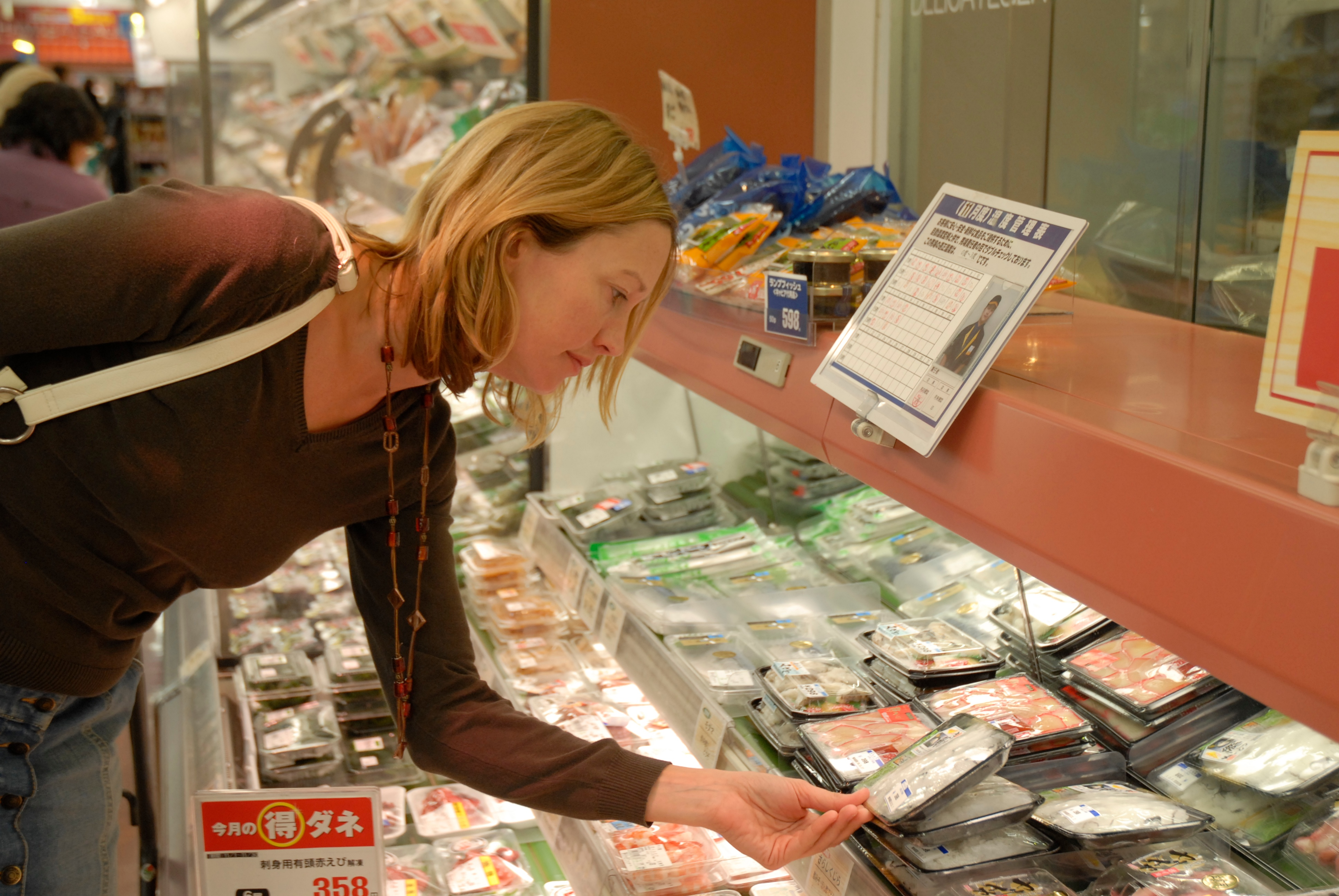 Investigating levels of mercury in supermarket whale meat.