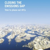 Closing the Emissions Gap: Time to phase out HFCs