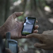Hutan Aceh – forest monitoring from the ground to the Cloud