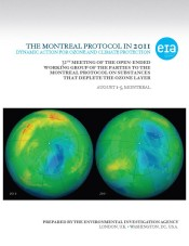 Report to 31st Meeting of Montreal Protocol's Open Ended Working Group