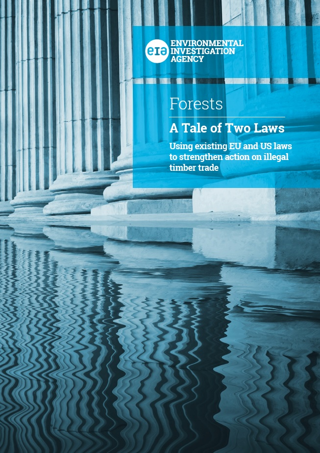 A Tale of Two Laws cover