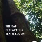The Bali Declaration Ten Years On