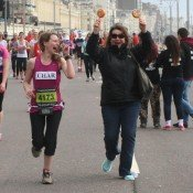 Slideshow: Congratulations to Brighton Marathon runners!