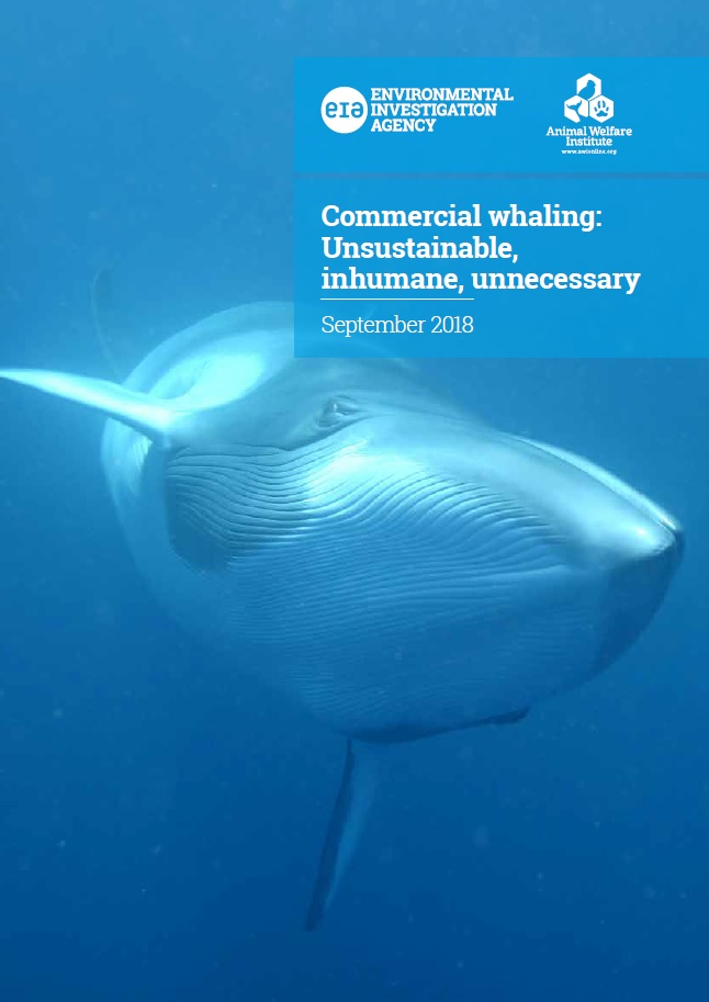 Commercial whaling cover
