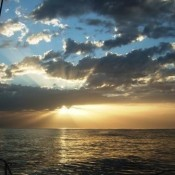 The Global Ocean Race is in the Doldrums!