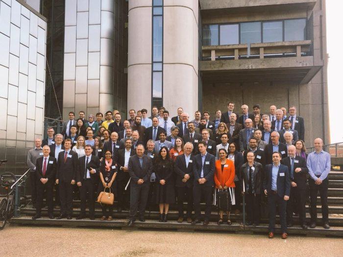 Delegates at 1st International Congress on Clean Cooling, Birmingham, April 2018