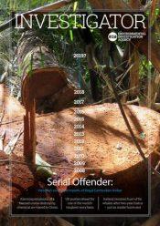 Investigator magazine: Serial Offender