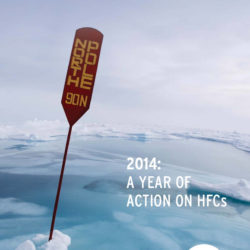 EIA Report - Front Cover - 2014 - A Year of Action on HFCs 827x1169