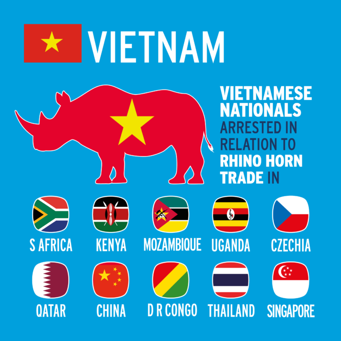 Vietnam wildlife crime