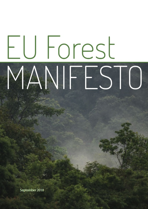 EU forest manifesto cover