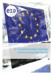 EU F-Gas Regulation Handbook: Keeping ahead of the curve as Europe phases down HFCs