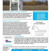 F-Gas Regulation Briefing Note – Domestic Refrigeration