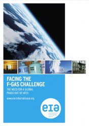 Facing the F-Gas Challenge: The Need for a Global Phase-Out of HFCs