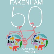 On yer bikes to cycle for EIA in Norfolk's Fakenham 50!