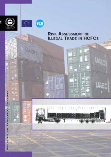 EIA report into HFC's
