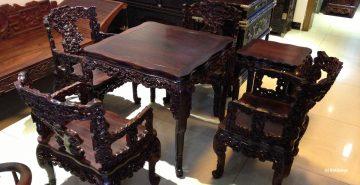 Hongmu furniture, China