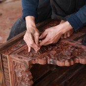 China's furniture craze drives Siam rosewood to extinction