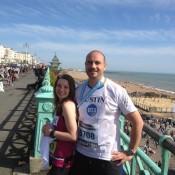 Charlotte & Justin reflect on their marathon efforts
