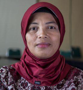Ibu Siti Maemunah, Muhammadiyah University