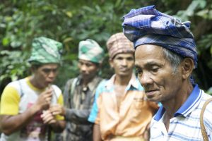 Indigenous communities rely on the forest