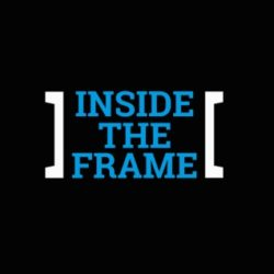 Title card for the Inside the Frame video series