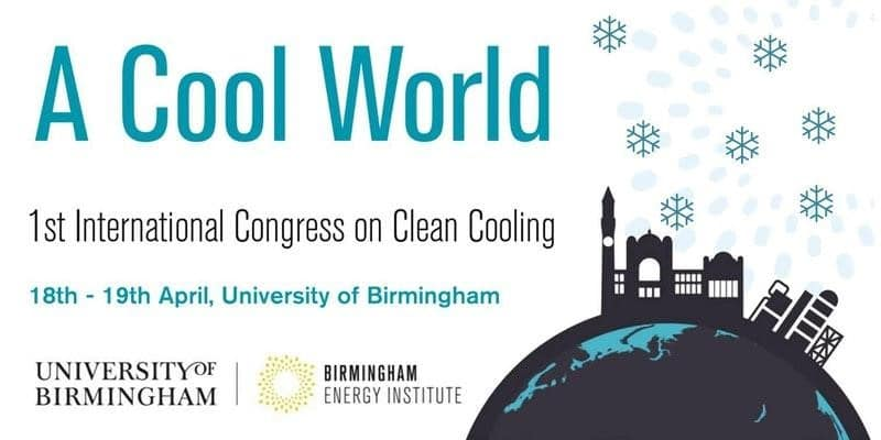 International Congress on Clean Cooling