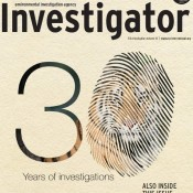 The Autumn 2014 issue of Investigator is now available!