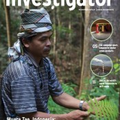 The Spring 2012 issue of Investigator is now available