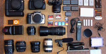 Items_in_Camera_bag by Azlan DuPree