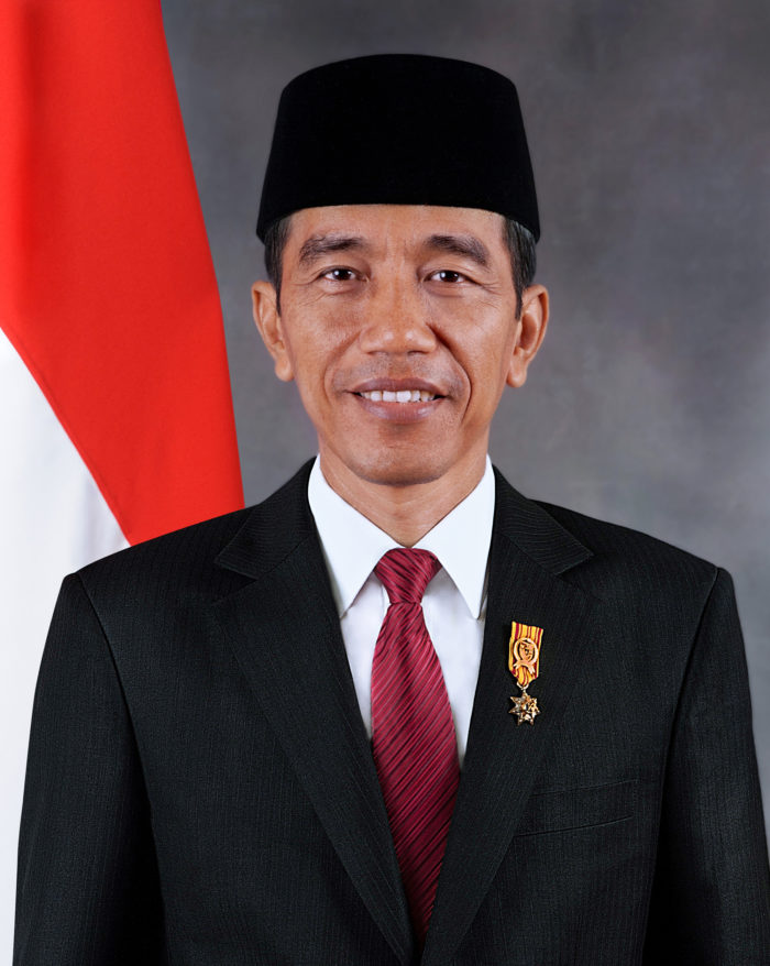 Joko Widodo (c) Government of Indonesia