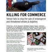 Killing for Commerce