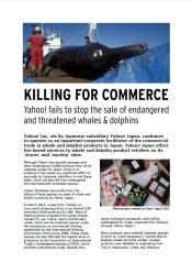 Killing for Commerce