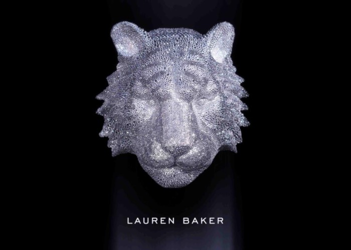 Lauren Baker tiger head