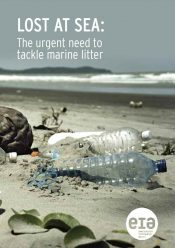 Lost at Sea: The urgent need to tackle marine litter