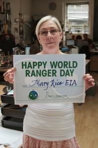 EIA Executive Director Mary Rice