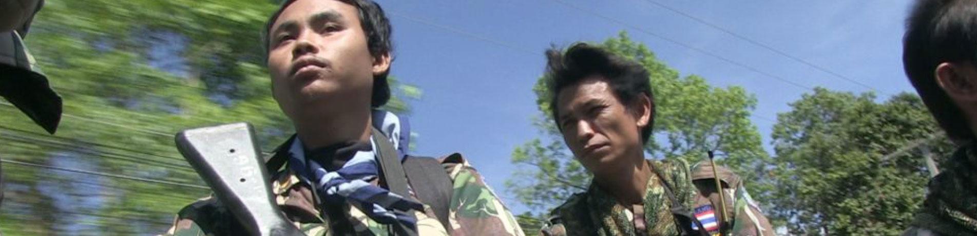 Armed rangers