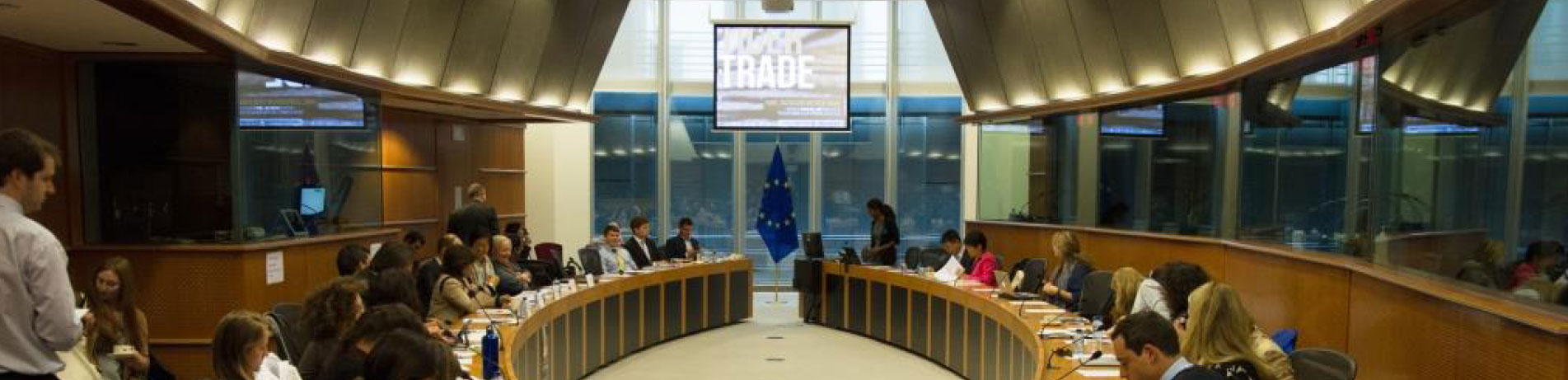 EU stakeholders meeting at the EU tiger event in the European Parliament (May 2016)