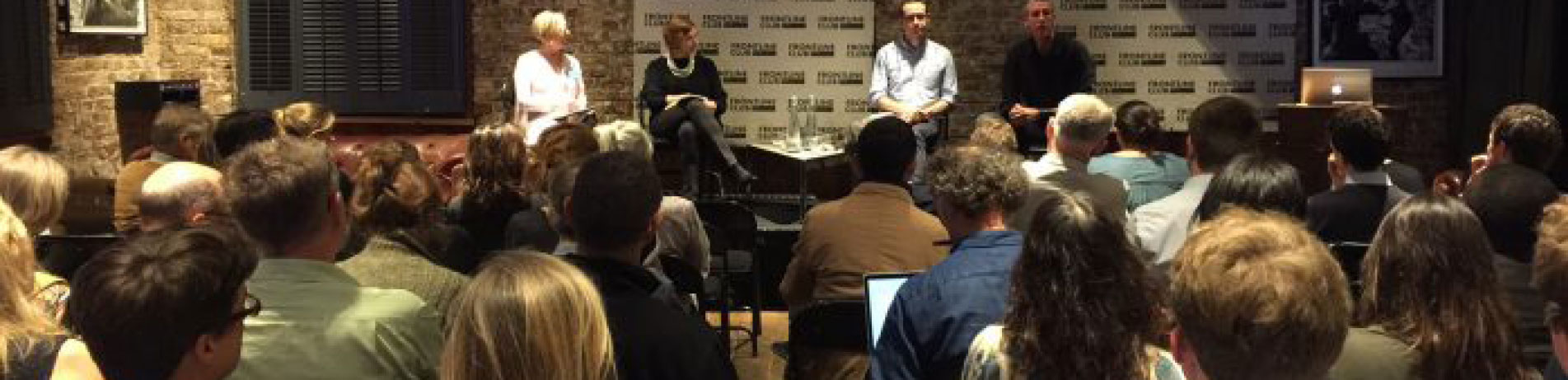 Frontline Club event: Tusk Traffickers – Inside the illegal ivory trade