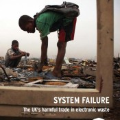 E-waste special, reporting back on Panorama
