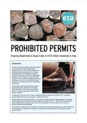 Prohibited Permits