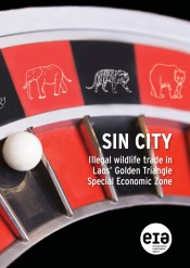 Sin City: Illegal wildlife trade in Laos' Special Economic Zone