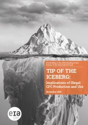 Tip of the Iceberg: Implications of Illegal CFC Production and Use