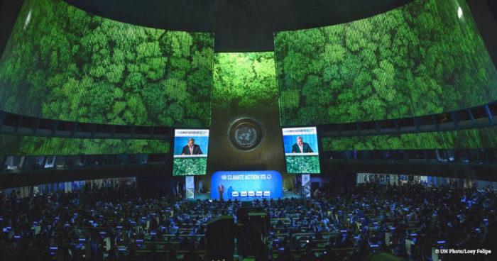 UN Climate Summit 2019