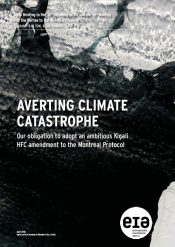 Averting Climate Catastrophe