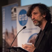 Neil Gaiman on Douglas Adams & the immortality of stories