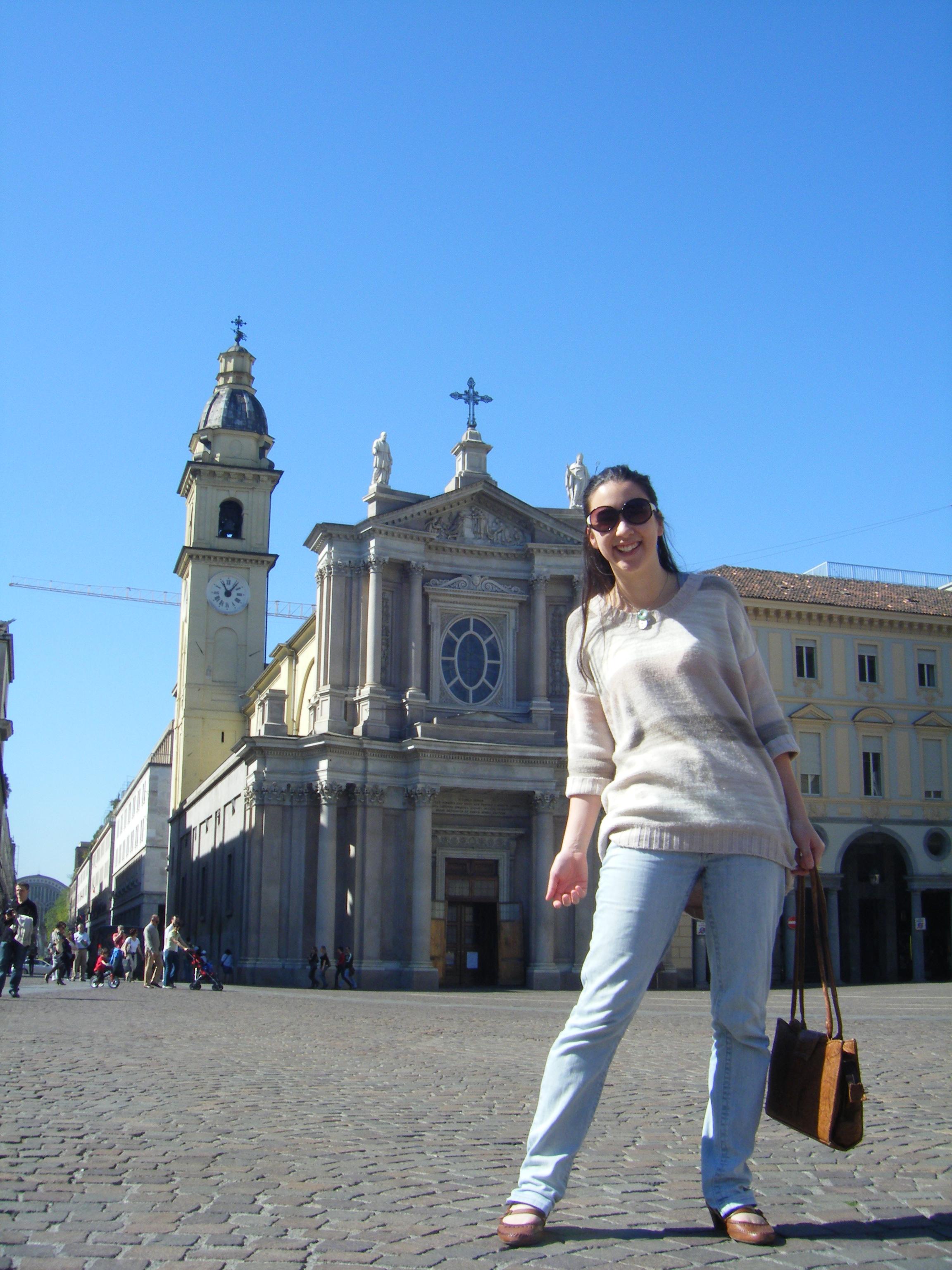 Sophia Cheng - Turin, Italy
