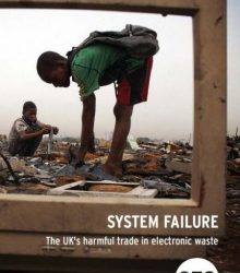 System Failure, new report.