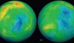 Treaty To Restore Ozone Layer Delivers Massive Climate Protection