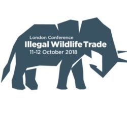 Illegal Wildlife Trade logo