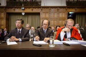 The Japanese Delegation
